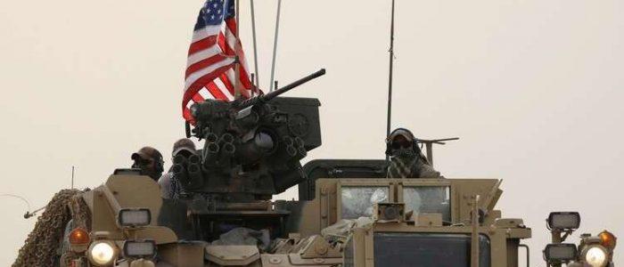 مقتل جندي أمريكي بحادث غير قتالي في سوريا
