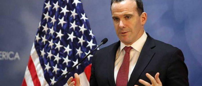 استقالة بريت ماكجورك المبعوث الأمريكي لتحالف محاربة داعش