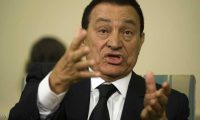 إعلان حالة الحداد العام على وفاة مبارك بكل أنحاء الجمهورية 3 أيام