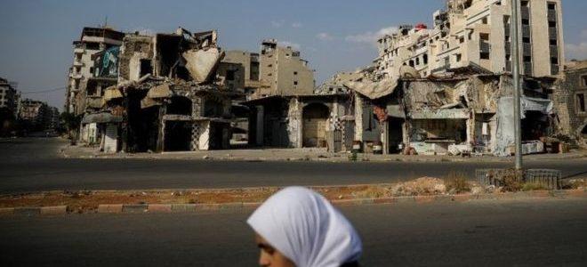 سوريا تتهم التحالف الدولي بقيادة الولايات المتحدة بقصف مواقع للجيش بريف حمص