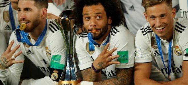 ريال مدريد يتوج بكأس العالم الأندية بعد الفوز علي العين الأماراتي