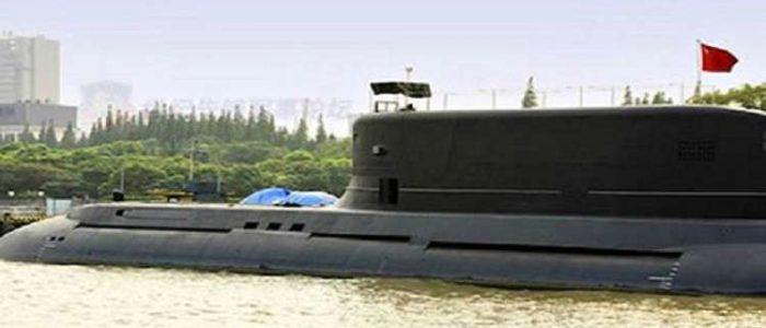 الصين تختبر صاروخا بحريا يمكن أن يبلغ الأراضي الأمريكية