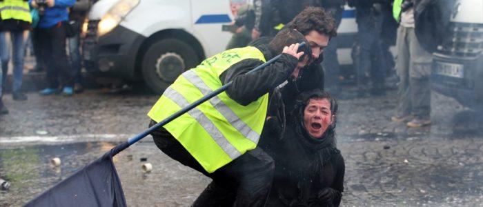 وزير الداخلية الفرنسي: لا محرمات لديّ وأنا مستعد للنظر في كل شيء لضمان الأمن