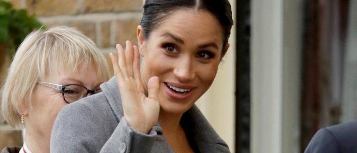 ميجان ماركل ترتدي خاتم «يد فاطمة» خوفاً من الحسد وجلب الحظ
