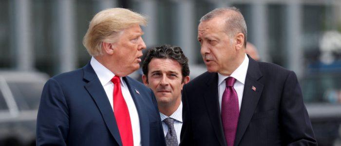 ترامب: العواقب بالنسبة لتركيا قد لا تقتصر على العقوبات