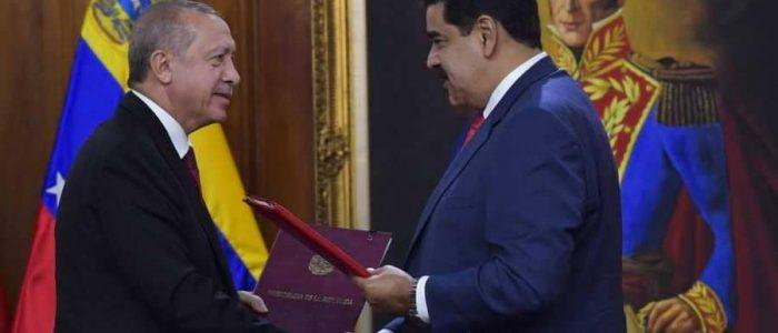 لماذا يدعم أردوغان رئيس فنزويلا نيكولاس مادورو؟