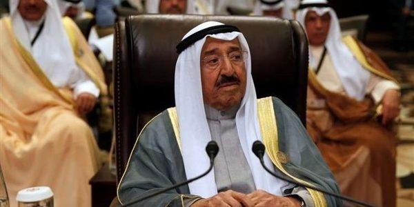 أمير الكويت يعتذر عن حضور القمة العربية الاقتصادية في بيروت
