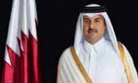 أمير قطر يقدم تعازيه للشعب المصري في وفاة مرسي