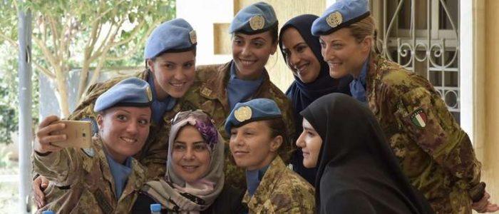 أول مجندة مصرية في قوات حفظ السلام الأممية في صحراء المغرب