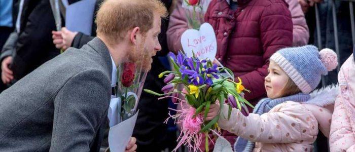 معجبو الأمير هاري يخشون فقدان حفيد الملكة اليزابيث شعره