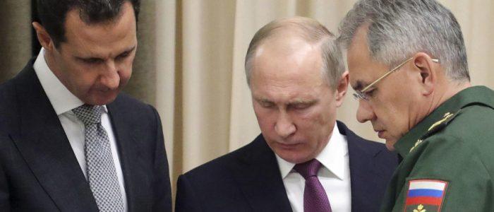 الاتحاد الأوروبي يفرض عقوبات تتعلق بالأسلحة الكيماوية على روسيا وسوريا