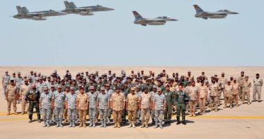 انطلاق التدريبات المشتركة (الصباح -1 / اليرموك -4) بين القوات المسلحة المصرية والكويتية