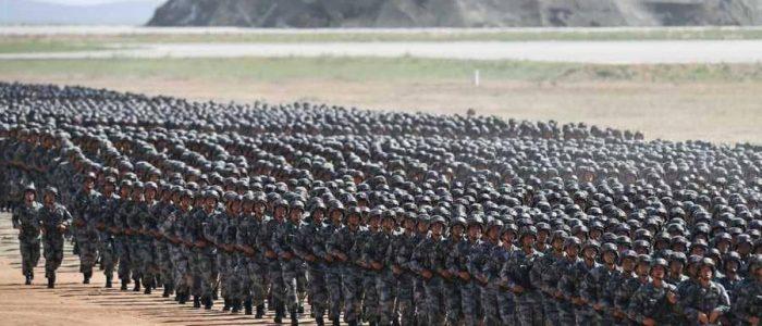 مجلة أمريكية: الجيش الصيني الأكثر تقدماً في العالم