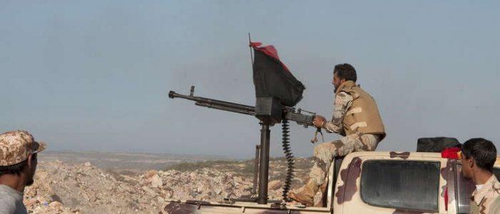 الجيش الوطني الليبي يفرض سيطرته على معسكر الحراري على طريق طرابلس