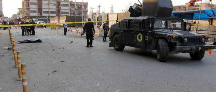 15 بين جريح وقتيل في تفجيرين بمحافظة صلاح الدين في العراق
