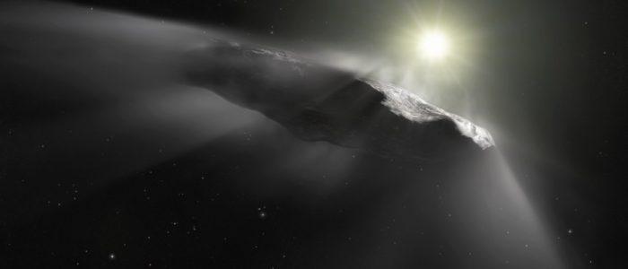 عالم فلك يؤكد وجود حضارات ذكية في الفضاء و كائنات فضائية جاءت لزيارة الأرض