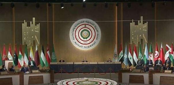 بيان قمة بيروت يدعو الصناديق والمنظمات العربية للتخفيف من معاناة النازحين واللاجئين