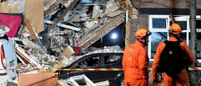 هولندا تكشف سبب انفجار لاهاي