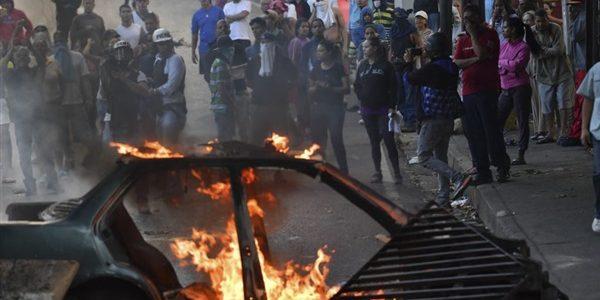 """اعتقال ضباط دعوا لانقلاب عسكري في فنزويلا على """"مادورو"""""""