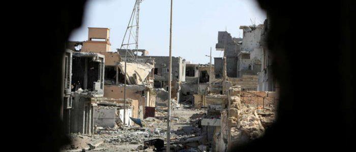 """اعتقال أحد قادة """"داعش"""" في مدينة سرت الليبية"""