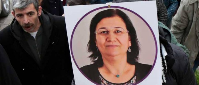 """ليلى الكردية """"تموت"""" في سجون تركيا"""