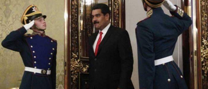 نيكولاس مادورو يطالب الدول الأوروبية بالانسحاب من طلب الأيام الثمانية