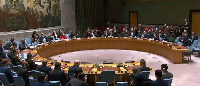 جلسة طارئة في مجلس الأمن الدولي حول فنزويلا غدا الثلاثاء