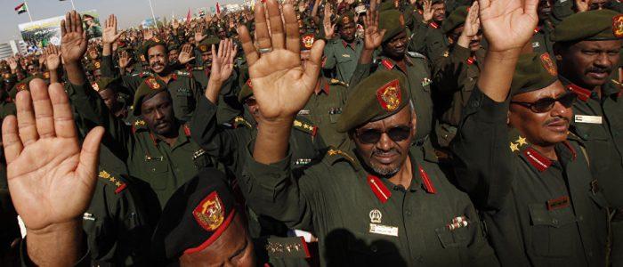 مدير المخابرات السودانية يكشف عن جيوش تنتظر ساعة الصفر لتتقدم نحو الخرطوم