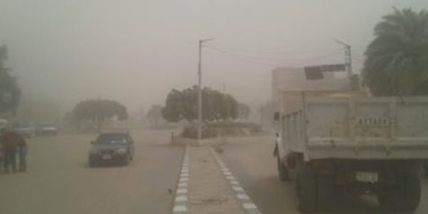 موجة شديدة البرودة تضرب القاهرة والمحافظات