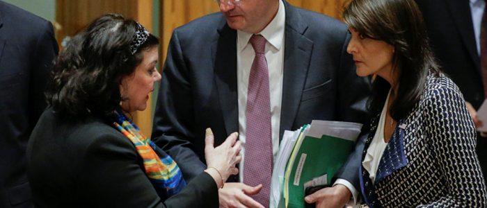 مندوبة فرنسا في مجلس الأمن تحث سلطات فنزويلا على احترام حصانة الجمعية الوطنية