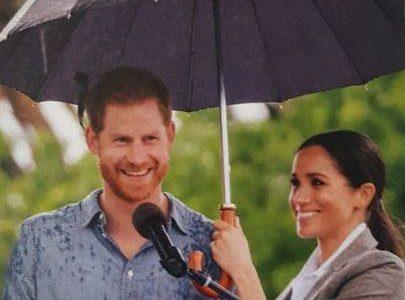 الأمير هاري ووليام يرسلان بطاقات لمعجبيهم