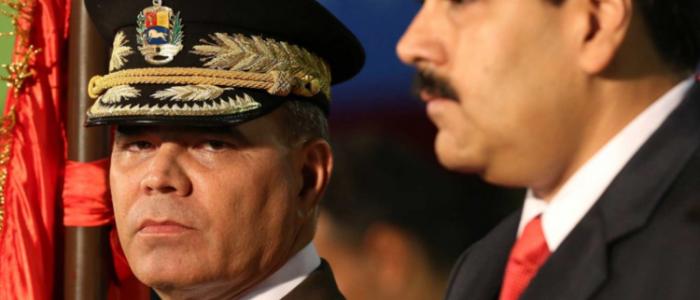 وزير الدفاع الفنزويلي: ما نشهده هو محاولة انقلاب على رئيس شرعي
