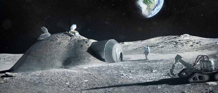 وكالة الفضاء الأوروبية تخطط لإنشاء قرية ومنجم على القمر