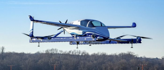 «السيارات الطائرة» ستكون متاحة للطلب عبر الهواتف الذكية بعد 4 سنوات