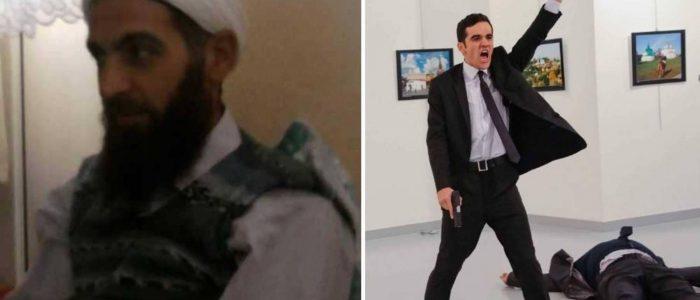 """أبو حذيفة التركي """"إمام المتشددين"""" درّب قاتل السفير الروسي"""