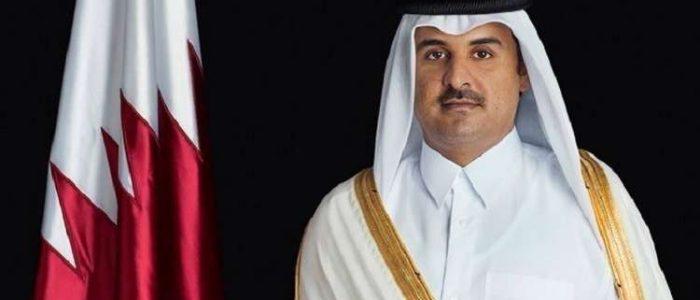 مشاركة أمير قطر بالقمة العربية في بيروت