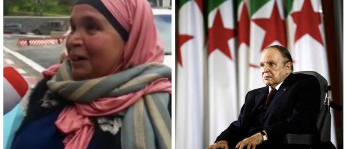 من هي أول امرأة تنافس بوتفليقة على رئاسة الجزائر؟