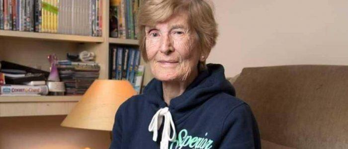 إيرلندية تعثر علي أمها 103 عام بعد رحلة بحث 60 سنة