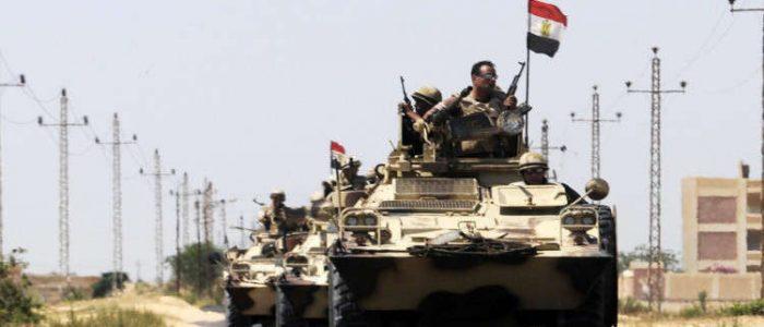 اختتام التدريبات العسكرية المشتركة بين مصر والبحرين