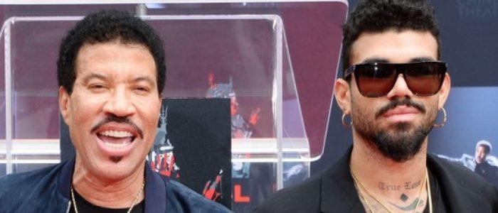 اعتقال ابن المغني العالمي ليونيل ريتشي في مطار هيثرو البريطاني