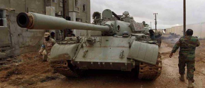 الجيش الليبي يتجه لتحرير منطقة الجنوب الغربي
