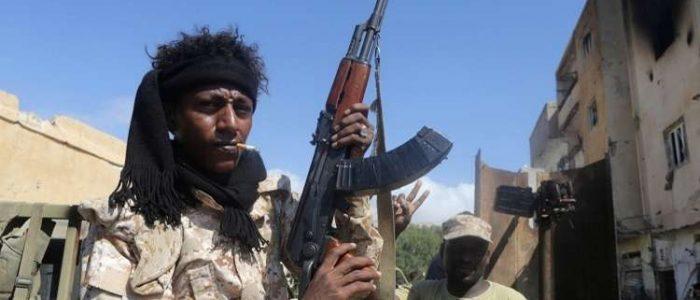 الجيش الليبي يسيطر على منطقة غدوة جنوبي البلاد