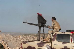 خبير عسكري: هجوم تمنهنت يعبر عن حال اليأس والتخبط لدى حكومة الوفاق وأتباعها