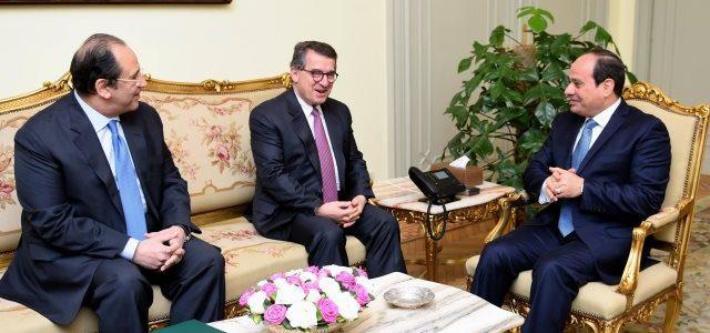 السيسي يبحث جهود مكافحة الإرهاب مع مدير المخابرات اليونانية