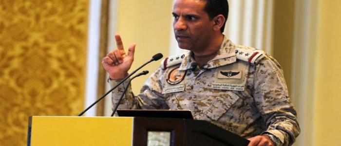 التحالف العربي يعترض طائرة حوثية مسيرة فوق أبها