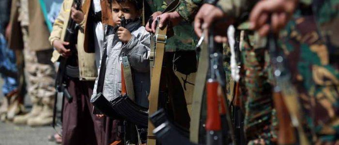 التحالف يعيد أطفالا جندهم الحوثيون للقتال في اليمن