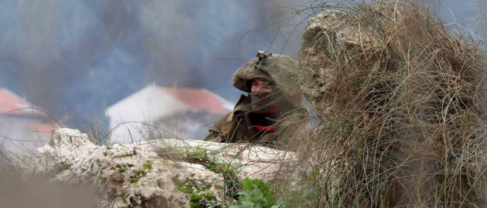 عسكري إسرائيلي يتسلل إلي لبنان