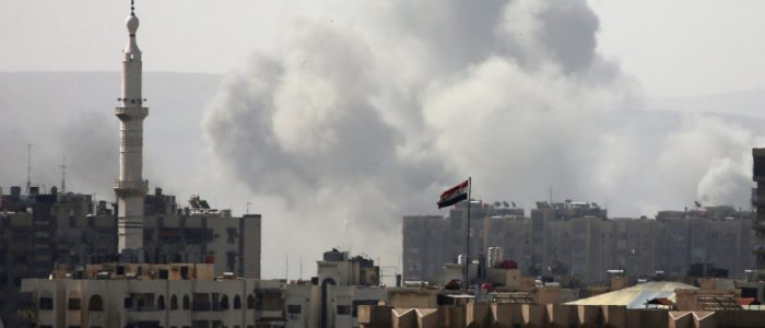 سكان دمشق يصارعون من أجل البقاء بعد الحرب