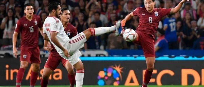 المنتخب الإماراتي يتصدر مجموعته وعينه على اللقب الآسيوي