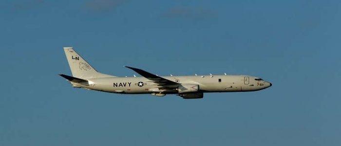 طائرة تجسس أمريكية تقترب من حميميم